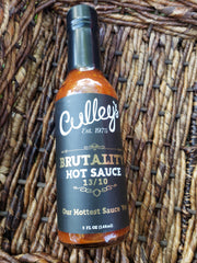Culley's Brutality Hot Sauce 13/10