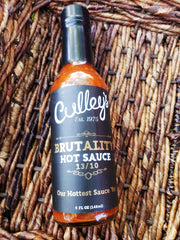 Brutality Hot Sauce - Culley's