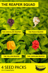 Seed Bundle- The Reaper Squad