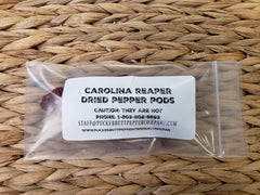 Dried Smokin' Ed's Carolina Reaper® 6 Count