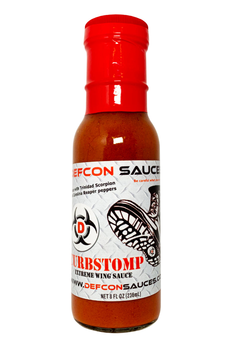 DefCon Curbstomp Extreme Wing Sauce