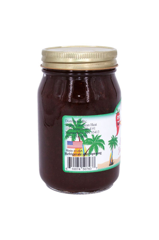 Mama Julies Strawberry Jalapeno Jam