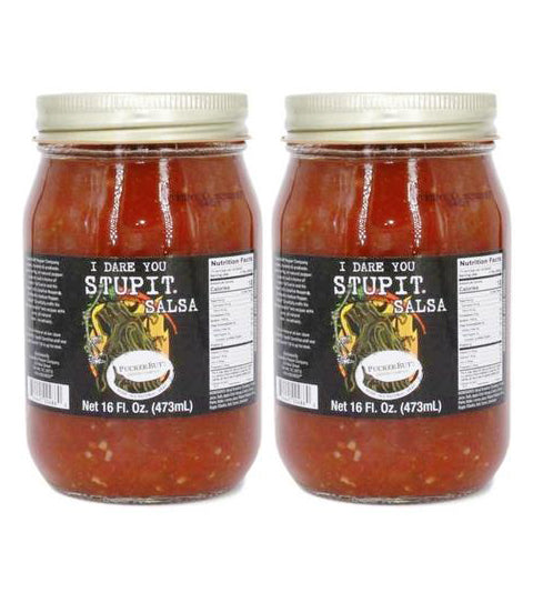 2 for $16 I Dare You Stupit Salsa