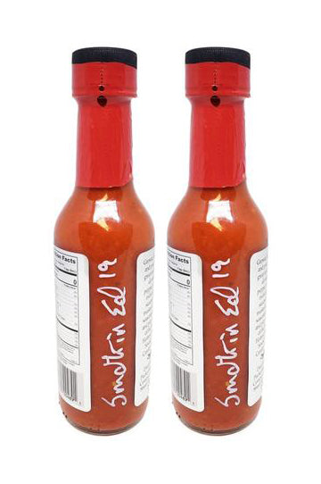 2 for $45 Extra Hot Signed Reaper Squeezins
