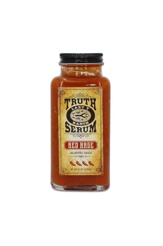 Truth Serum Red Rage