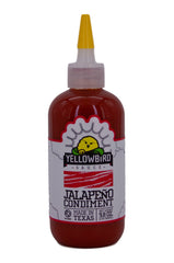 Yellowbird Jalapeno Condiment