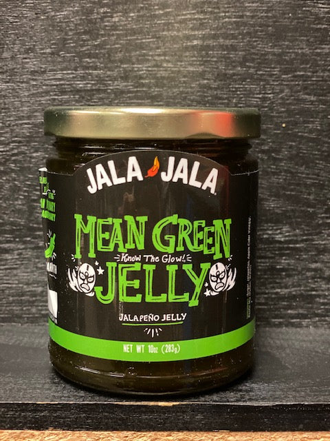Mean Green Jelly