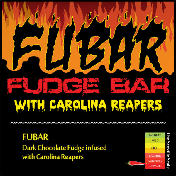 Willy Pete's FUBAR ( Fudge Bar )