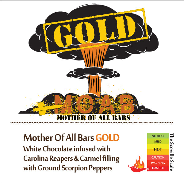 M.O.A.B. (Mother Of All Bars) GOLD