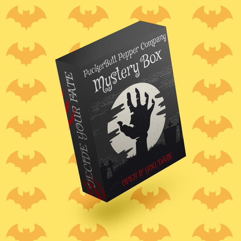 Trick or Treat - Mystery Box