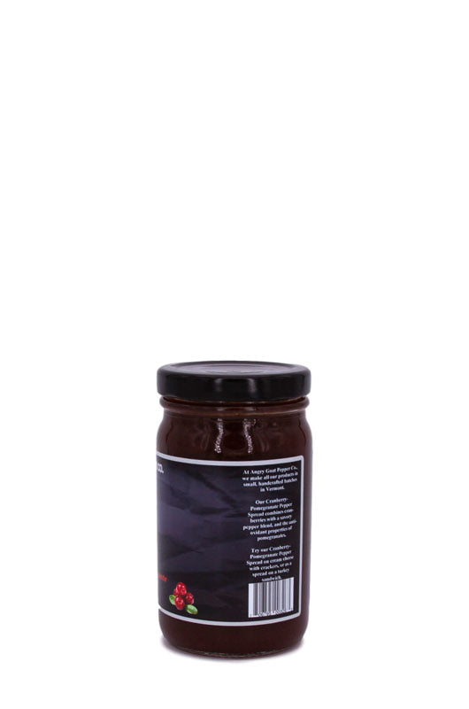 Angry Goat Medium Cranberry-Pomegranate Pepper Spread