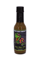 Angry Goat Pepper Co. Hippy Dippy Green