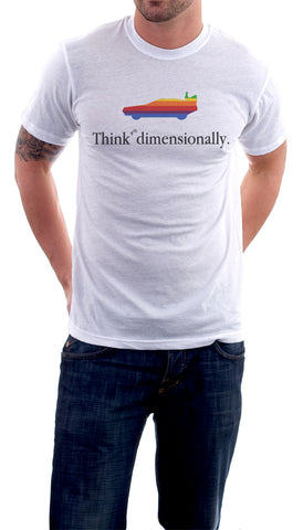 Think 4th Dimensionally