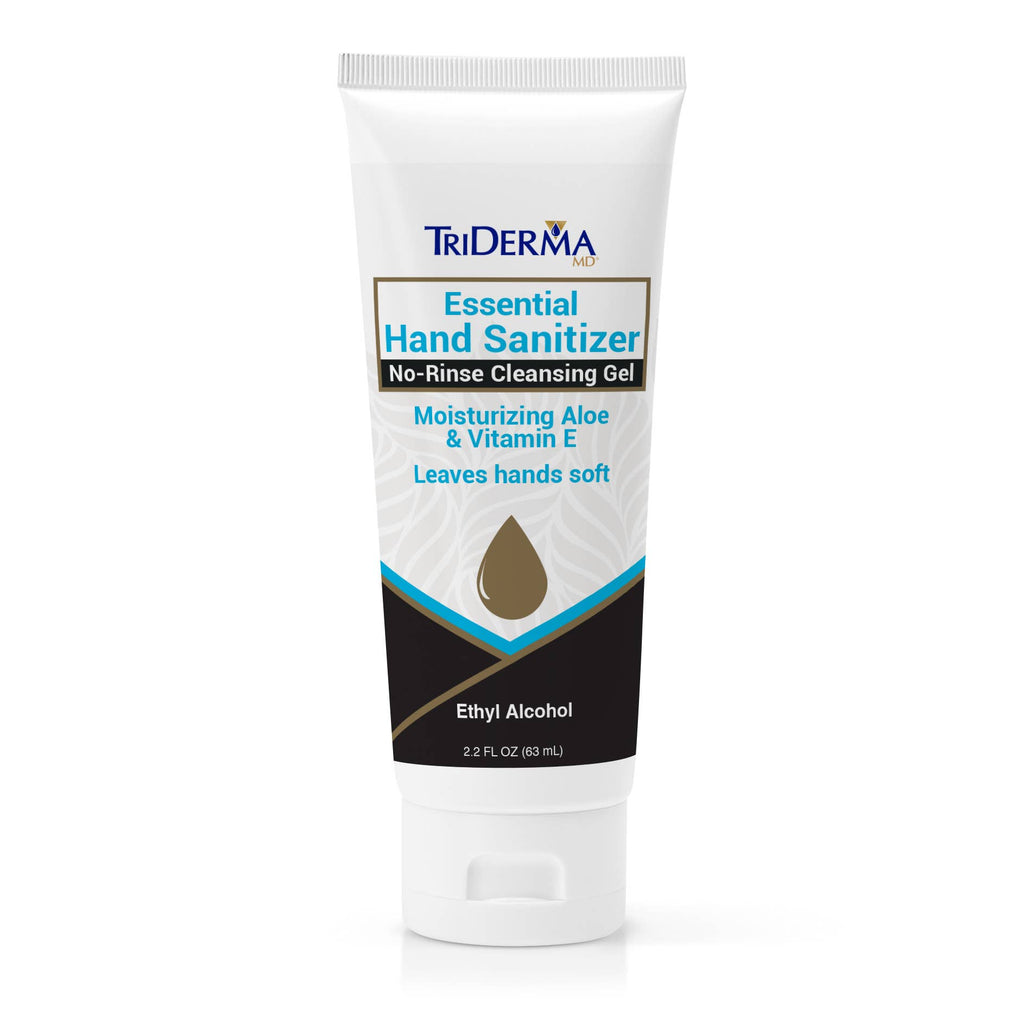 TriDerma MD - Essential Hand Sanitizer 70% Ethyl Alcohol