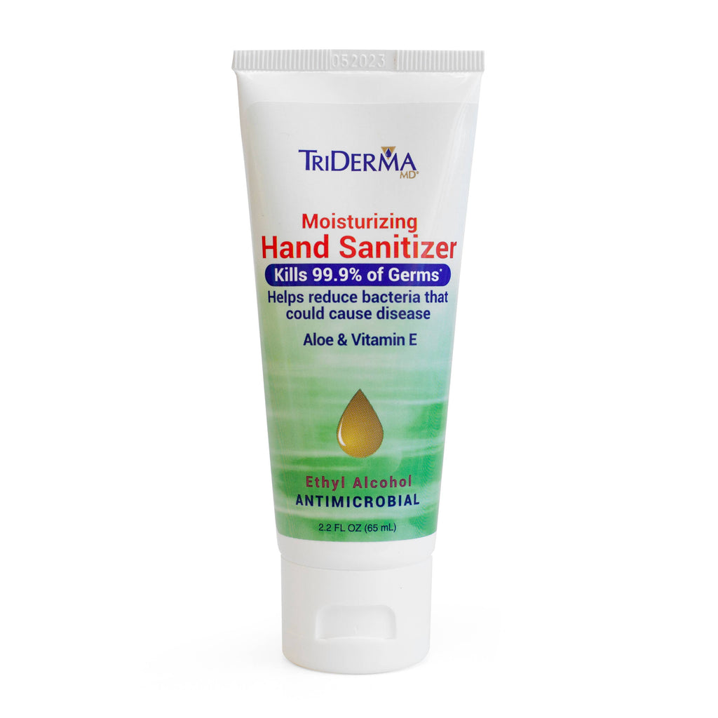 TriDerma MD - Moisturizing Hand Sanitizer 62% Ethyl Alcohol