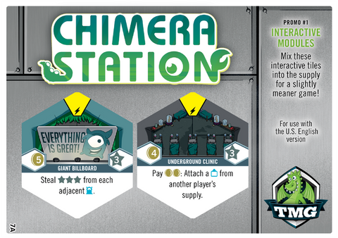 Chimera Station: Interactive Modules Promo