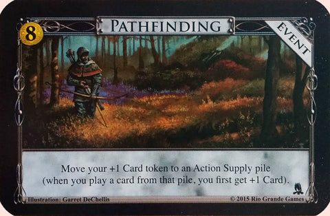 Dominion: Pathfinding Fix Card