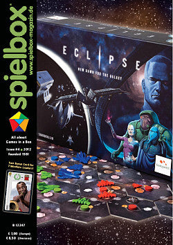 Spielbox 2012, Issue #4 - English Version