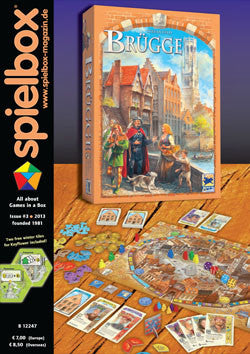 Spielbox 2013, Issue #3 - English Version