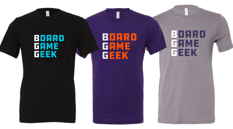 BGG Wordmark T-shirt - 2020 edition