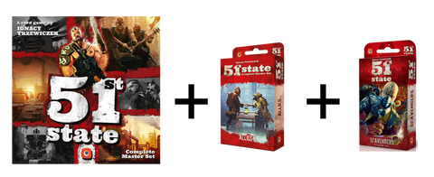 51st State Master Set - Mega Bundle