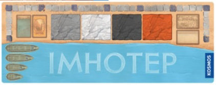 Imhotep - Playmat
