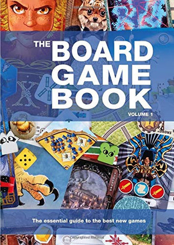 Board Game Book, Vol. 1