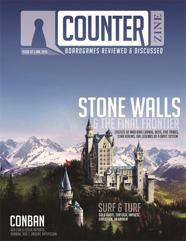 Counter Magazine Issue #67 - January 2015