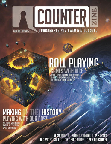 Counter Magazine Issue #68 - April 2015