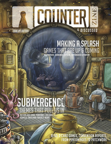 Counter Magazine Issue #69 - July 2015