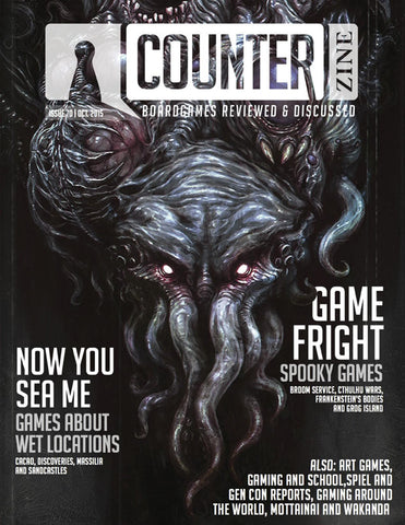 Counter Magazine Issue #70 - October 2015