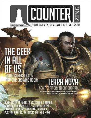 Counter Magazine Issue #71 - January 2016