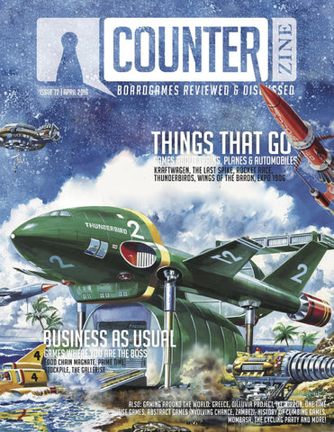 Counter Magazine Issue #72 - April 2016