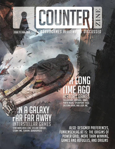 Counter Magazine Issue #73 - August 2016