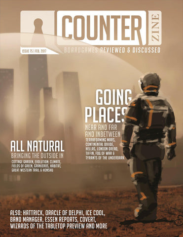 Counter Magazine Issue #75 - January 2017