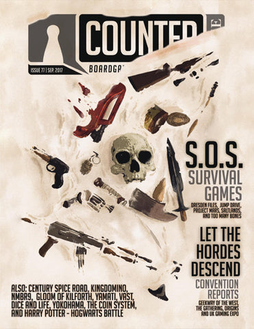 Counter Magazine Issue #77 - September 2017