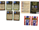 D-Day Dice: Legendary Units: Board Game Geeks and Grognards