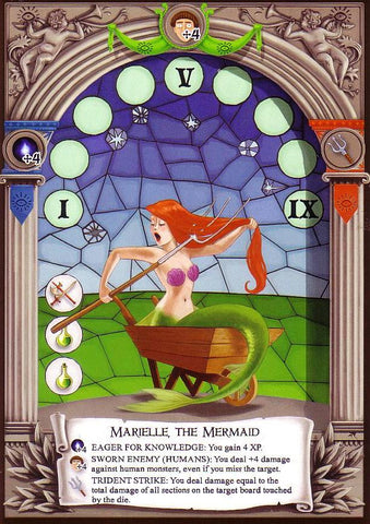 Dungeon Fighter: Marielle the Mermaid