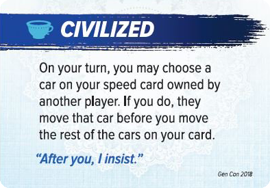 Downforce: Civilized Promo
