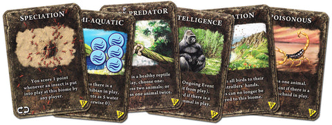 Dominant Species: The Card Game (Promo Card Set)