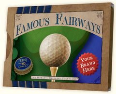 Famous Fairways - The World's Smallest Golf Game