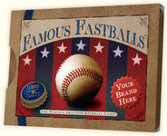 Famous Fastballs - The World's Smallest Baseball Game