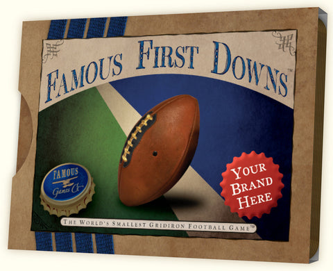Famous First Downs - The World's Smallest Gridiron Football Game