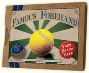 Famous Forehand - The World's Smallest Tennis Game