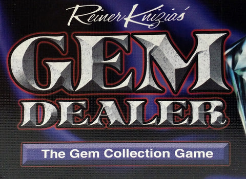 Reiner Knizia's Gem Dealer: Travel Edition
