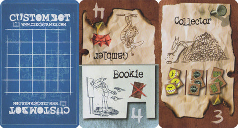 Goblins, Inc.: Promo Cards