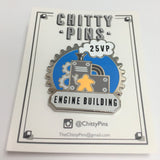 Chitty Pins: Enamel Pins for Board Gamers