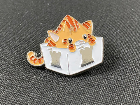 The Dice Tower: Enamel Pins