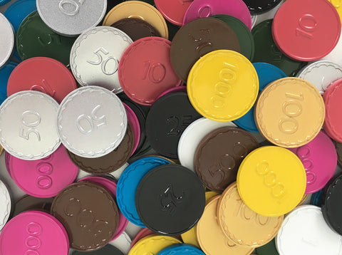 Game On! Travel Coin Set