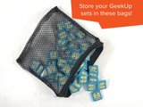GeekUp Mesh Zipper Bag